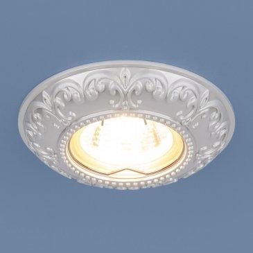 Точечный светильник Elektrostandard 7009 MR16 WH белый.